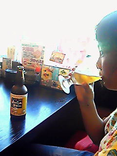 ビール!!