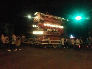 浜北宮口のお祭り