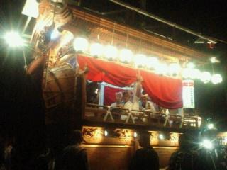 蒲神明宮のお祭り
