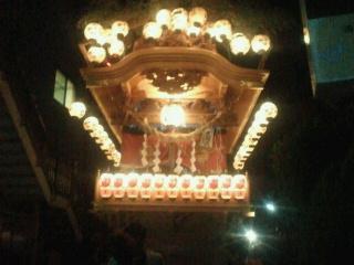 福田の祭りぃ