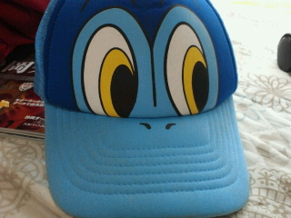 ジュビロくん帽子