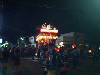 24年森の祭り