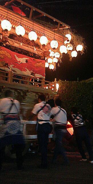 福田のお祭り